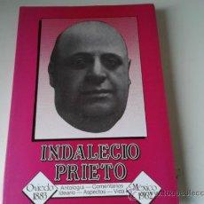 Libros de segunda mano: INDALECIO PRIETO. Lote 38959347