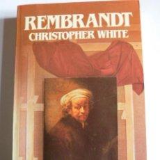Second hand books - Rembrandt.Christopher White. Biblioteca de grandes biografias. SALVAT - 39076193