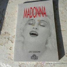 Livres d'occasion: LIBRO MADONNA LEO TASSONI ED. MITOGRAFIAS 1993 L-4617. Lote 39106999