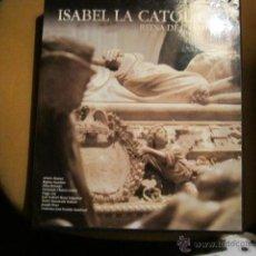 Libros de segunda mano: ISABEL LA CATÓLICA, REINA DE CASTILLA - ARTURO ÁLVAREZ, REGINA ANACLETO, ELISA BERMEJO... (2002). Lote 39360696