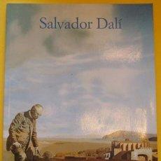 Libros de segunda mano: SALVADOR DALÍ EXCÉNTRICO Y GENIAL 1904 - 1989 CONROY MADDOX. Lote 39583883