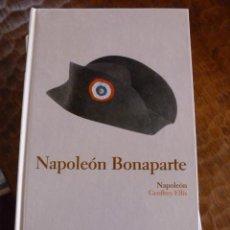 Libros de segunda mano: PROTAGONISTAS DE LA HISTORIA,BIBLIOTECA ABC . NAPOLEON BONAPARTE. GEOFFREY ELLIS. Lote 39673055