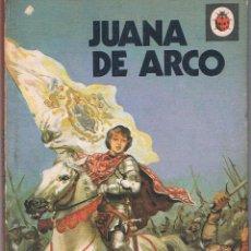 Libros de segunda mano: JUANA DE ARCO. SUSAETA. 1975. INCLUYE ILUSTRACIONES. Lote 39972761