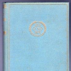 Libros de segunda mano: VIDA DE PIO BAROJA. MIGUEL PEREZ FERRERO. EDICIONES DESTINO. 1ª ED. BARCELONA. 1960.. Lote 172680908