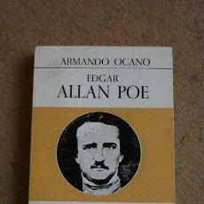 Libros de segunda mano: EDGAR ALLAN POE. ARMANDO OCANO. EPESA.. Lote 40523940