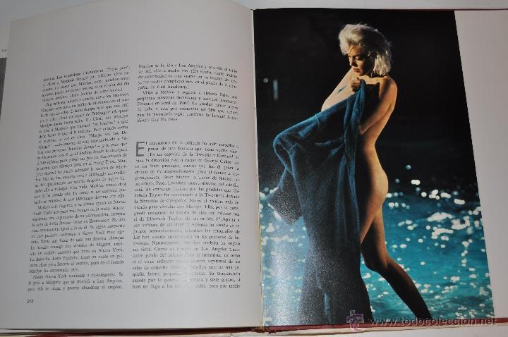 Libros de segunda mano: Marilyn: una biografía. Imágenes de los más destacados fotógrafos del mundo. NORMAN MAILER RM63766 - Foto 3 - 40539271