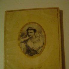 Libros de segunda mano: CLEOPATRA.- ALEJANDRO DUMAS.-CONSTELACIÓN IV BIOGRAFIAS- EDICIONES DE LA GACELA- 1ª EDICIÓN 1942. Lote 40574292