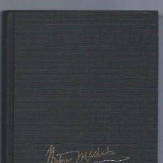Libros de segunda mano: LA VIDA DE ANTONIO MACHADO, LAN GIBSON, LIGERO DE EQUIPAJE, AGUILAR 2006 MADRID, CON FOTOGRAFÍAS. Lote 40907485