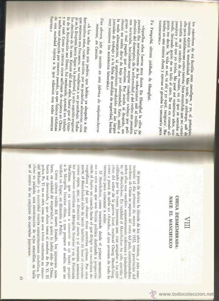 Libros de segunda mano: Adios, MAO. MAO TSE-TUNG (1893-1976) Vicente TALON - Foto 2 - 41260287