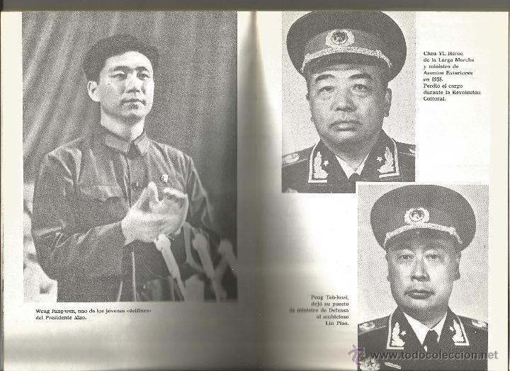 Libros de segunda mano: Adios, MAO. MAO TSE-TUNG (1893-1976) Vicente TALON - Foto 3 - 41260287