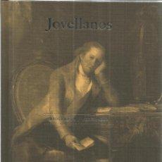 Libros de segunda mano: JOVELLANOS. BIOGRAFÍA. JOSÉ MIGUEL CASO GONZÁLEZ. FUNDACIÓN CRISTINA MASAVEU. ASTURIAS. 2001.. Lote 41263456