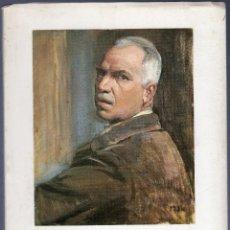 Libros de segunda mano: EL PINTOR SALVADOR TUSET (1883-1951). ARTE, VIDA, PENSAMIENTO. JUAN ALBERTO KURZ MUÑOZ.. Lote 41413806