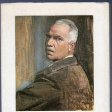 Libros de segunda mano: EL PINTOR SALVADOR TUSET (1883-1951). ARTE, VIDA, PENSAMIENTO. JUAN ALBERTO KURZ MUÑOZ.. Lote 41413853