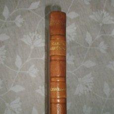 Libros de segunda mano: GARCÍA MERCADAL, J.: CISNEROS (1436-1517). BELLA ENCUADERNACIÓN.. Lote 41472158