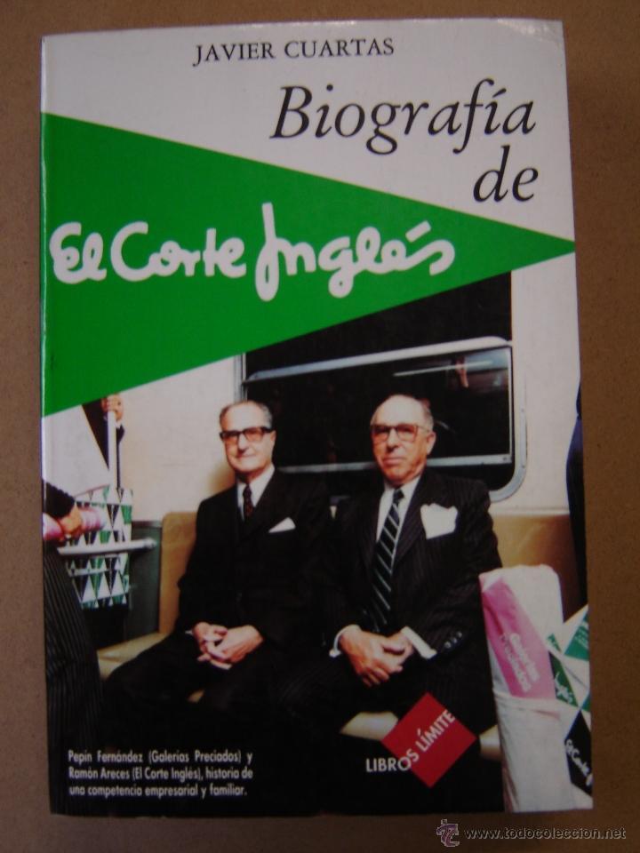 Biografía de El Corte Inglés - Javier Cuartas