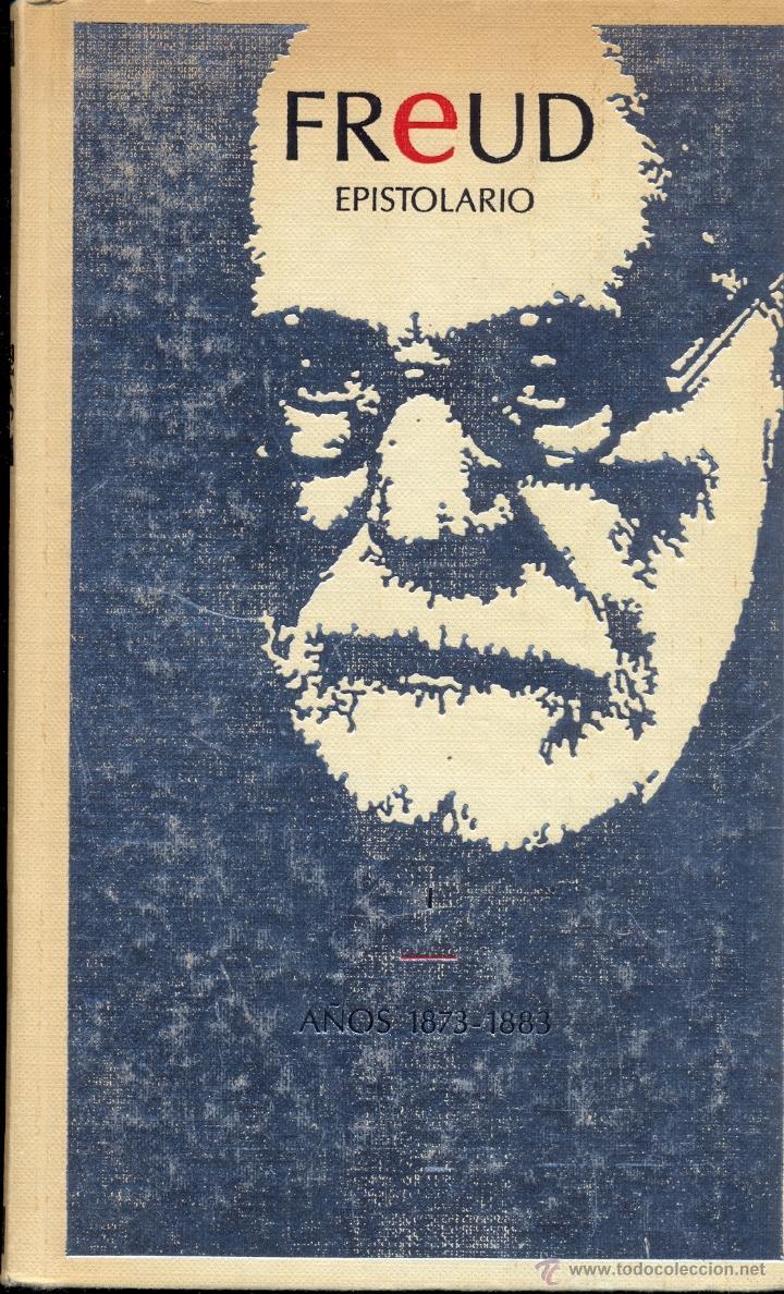 FREUD EPISTOLARIO AÑOS 1873-1883 (Libros de Segunda Mano - Biografías)