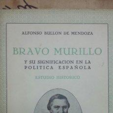 Libros de segunda mano: BRAVO MURILLO. Lote 41755623