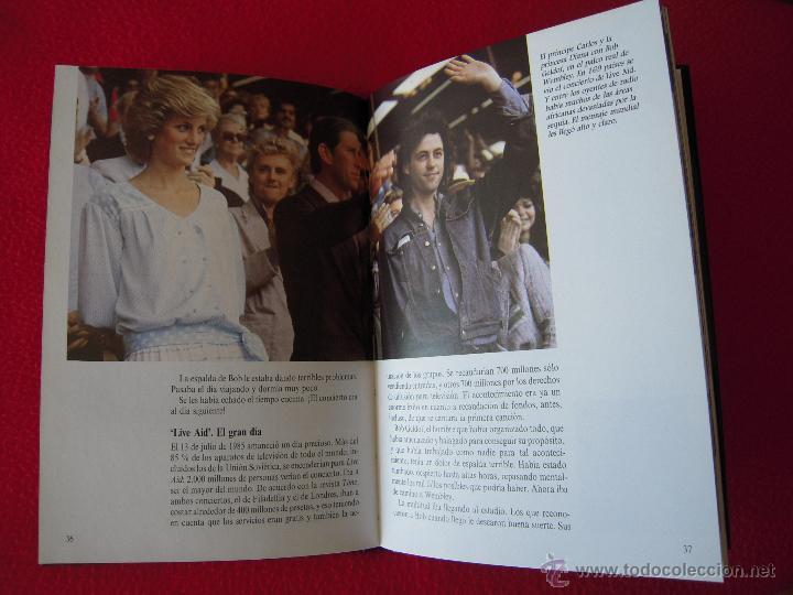 Libros de segunda mano: BOB GELDOF - CHARLOTTE GRAY - GENTE DE AYER Y DE HOY - EDICIONES SM - Foto 3 - 42142025