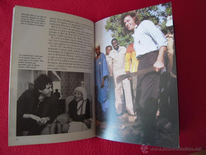 Libros de segunda mano: BOB GELDOF - CHARLOTTE GRAY - GENTE DE AYER Y DE HOY - EDICIONES SM - Foto 4 - 42142025