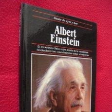 Libros de segunda mano: ALBERT EINSTEIN - FIONA MACDONALD - GENTE DE AYER Y DE HOY - EDICIONES SM. Lote 42142116