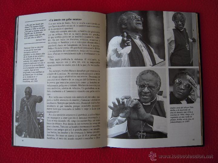 Libros de segunda mano: DESMOND TUTU - DAVID WINNER - GENTE DE AYER Y DE HOY - EDICIONES SM - Foto 3 - 42142300