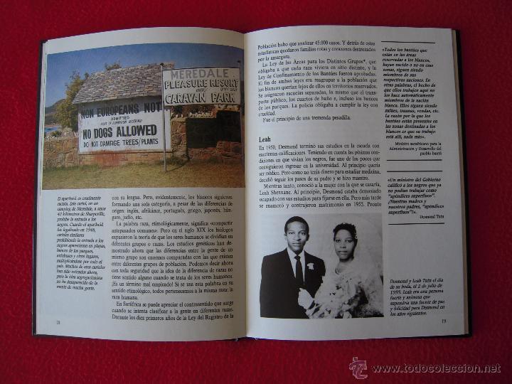 Libros de segunda mano: DESMOND TUTU - DAVID WINNER - GENTE DE AYER Y DE HOY - EDICIONES SM - Foto 4 - 42142300