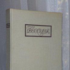 Libros de segunda mano: BECQUER, BIOGRAFÍA E IMAGEN.. Lote 42428493