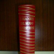 Libros de segunda mano: FORJADORES DEL MUNDO CONTEMPORÁNEO (TOMO 2) EDITORIAL PLANETA, 1973.. Lote 42815758