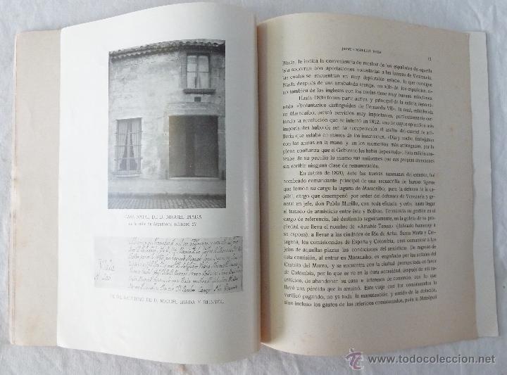 Libros de segunda mano: BIOGRAFIA DE D. MIGUEL BIADA BUNYOL - EL CARRIL DE MATARÓ / JAIME CASTELLVÍ TODA - 1947 - Foto 4 - 42985482