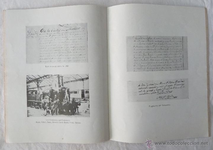 Libros de segunda mano: BIOGRAFIA DE D. MIGUEL BIADA BUNYOL - EL CARRIL DE MATARÓ / JAIME CASTELLVÍ TODA - 1947 - Foto 7 - 42985482