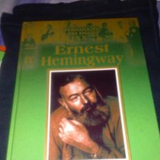 Libros de segunda mano: ERNEST HEMINGWAY. Lote 56645532