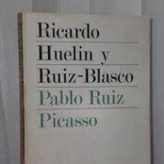 Libros de segunda mano: PABLO RUIZ PICASSO.. Lote 43489449