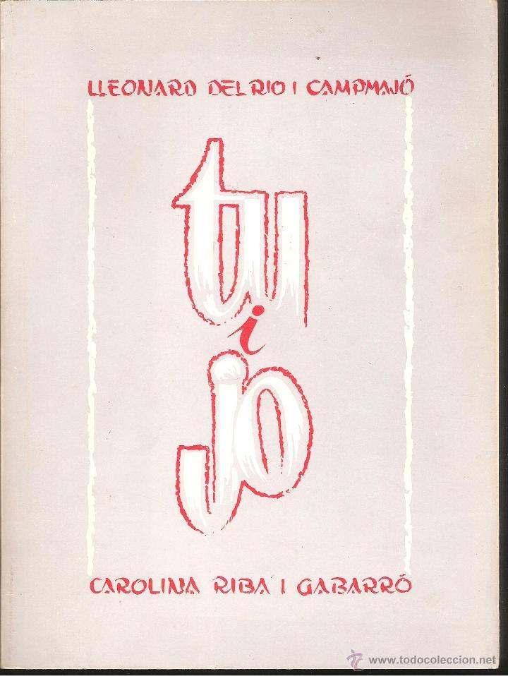 LIBRO LLEONARD DEL RIO Y CAROLINA RIBA- 100 ENTREVISTAS -PERIODISMO IGUALADA- (Libros de Segunda Mano - Biografías)