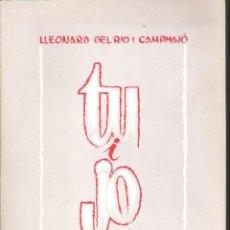 Libros de segunda mano: LIBRO LLEONARD DEL RIO Y CAROLINA RIBA- 100 ENTREVISTAS -PERIODISMO IGUALADA-. Lote 43731456