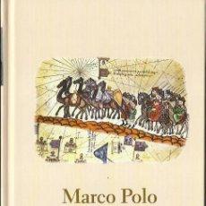 Libros de segunda mano: JACQUES HEERS : MARCO POLO. (BIBLIOTECA ABC, PROTAGONISTAS DE LA HISTORIA, 2004). Lote 43860202