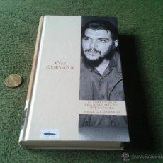 Libros de segunda mano: UNA BIOGRAFIA DEL CHE GUEVARA ABC RENFE 17 LA VIDA EN ROJO JORGE G. CASTAÑEDA 544 PAGINAS ED. FOLIO. Lote 43977550