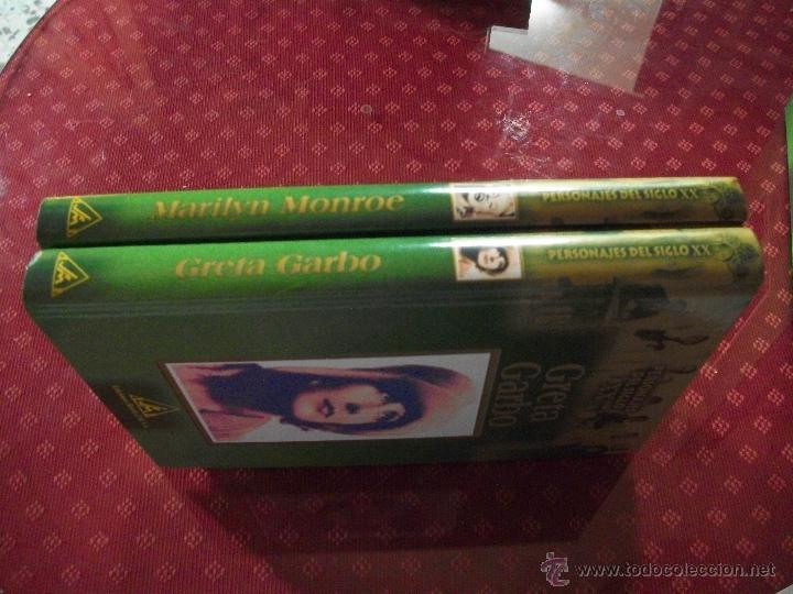 Libros de segunda mano: Greta Garbo y Marilyn Monroe. - Foto 2 - 44229150
