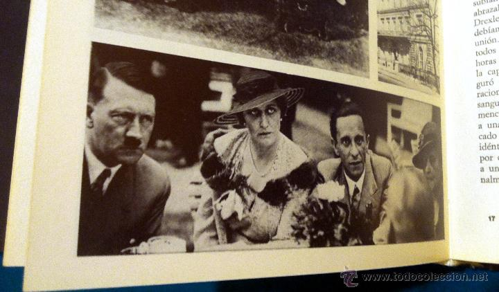 Libros de segunda mano: LB 20 - HITLER - BIOGRAFÍA DEFINITIVA - JOACHIM FEST - 2 TOMOS COMPLETA - NOGUER 1975 - COMO NUEVOS - Foto 3 - 44432322