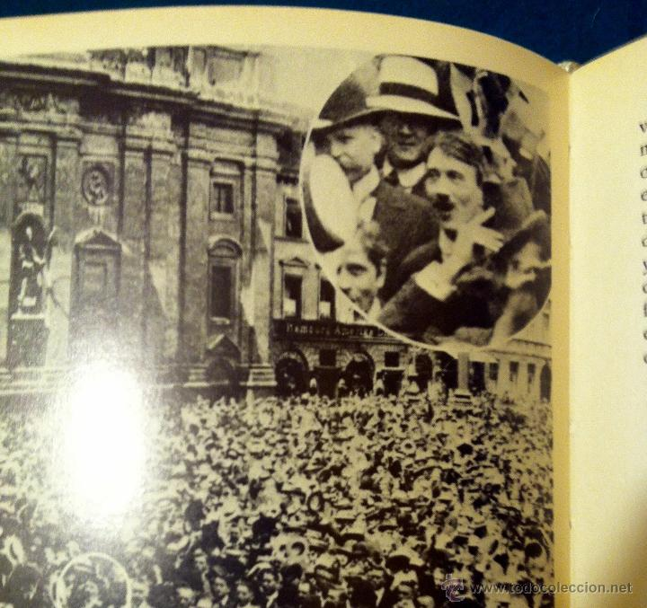 Libros de segunda mano: LB 20 - HITLER - BIOGRAFÍA DEFINITIVA - JOACHIM FEST - 2 TOMOS COMPLETA - NOGUER 1975 - COMO NUEVOS - Foto 4 - 44432322
