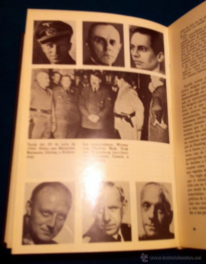 Libros de segunda mano: LB 20 - HITLER - BIOGRAFÍA DEFINITIVA - JOACHIM FEST - 2 TOMOS COMPLETA - NOGUER 1975 - COMO NUEVOS - Foto 5 - 44432322