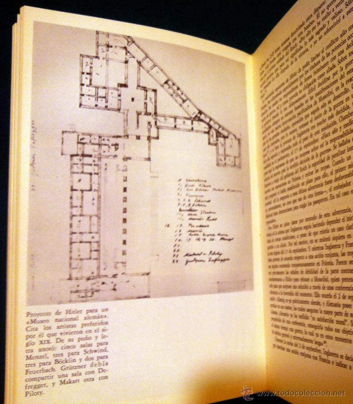 Libros de segunda mano: LB 20 - HITLER - BIOGRAFÍA DEFINITIVA - JOACHIM FEST - 2 TOMOS COMPLETA - NOGUER 1975 - COMO NUEVOS - Foto 6 - 44432322
