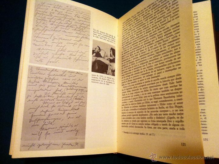 Libros de segunda mano: LB 20 - HITLER - BIOGRAFÍA DEFINITIVA - JOACHIM FEST - 2 TOMOS COMPLETA - NOGUER 1975 - COMO NUEVOS - Foto 7 - 44432322