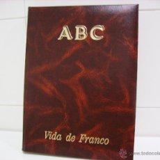 Libros de segunda mano: VIDA DE FRANCO ABC. Lote 44655046