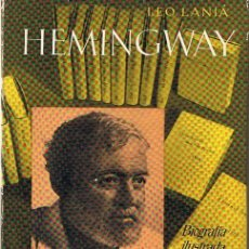 Libros de segunda mano: HEMINGWAY LEO LANIA . Lote 44660209
