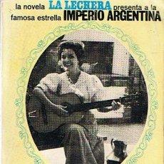 Libros de segunda mano: LA HISTORIA DE UNA CUPLETISTA IMPERIO ARGENTINA ANTONIO LOSADA . Lote 44660721