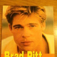 Libros de segunda mano: BRAD PITT - SU VIDA E FOTOS, POR CARLINE WESTBROOK - EDICIONES B - ESPAÑA - 1997. Lote 44662492
