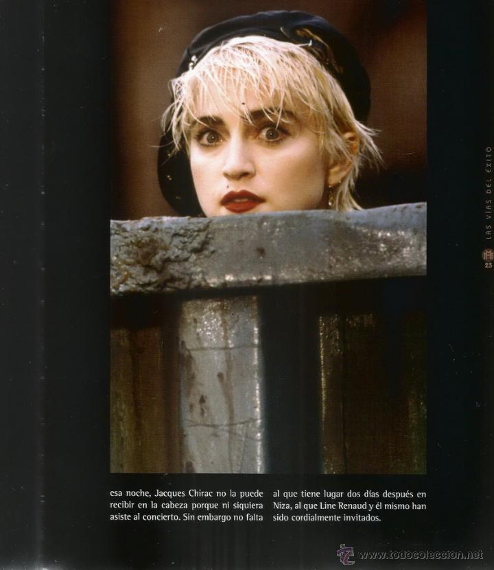 Libros de segunda mano: SYLVIE NAVARRON RUELLAN (EDI.). Madonna. RM66081. - Foto 3 - 44761129