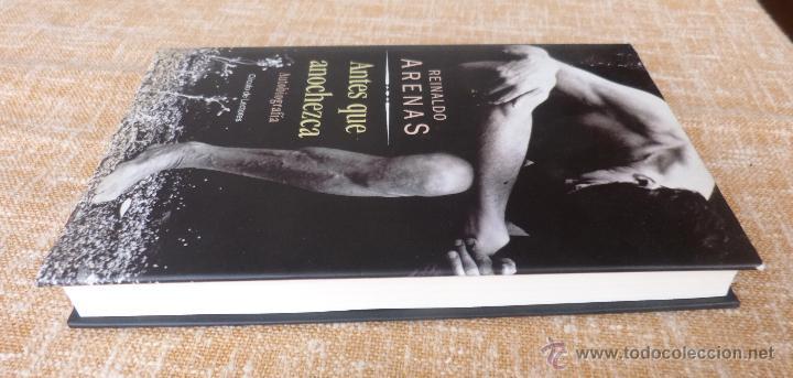 Libros de segunda mano: Libro Antes que anochezca, autor Reinaldo Arenas, Autobiografía, Círculo de Lectores, año 2001 - Foto 3 - 44877664