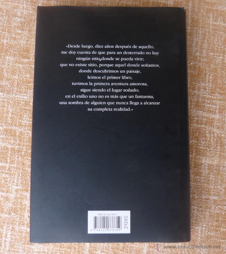Libros de segunda mano: Libro Antes que anochezca, autor Reinaldo Arenas, Autobiografía, Círculo de Lectores, año 2001 - Foto 4 - 44877664