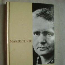 Libros de segunda mano: MARIE CURIE Y SU TIEMPO. SÁNCHEZ RON, J. MANUEL. 2003. Lote 45178011